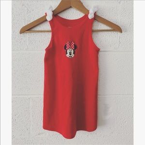 Disney Junior Minnie Mouse swimsuit cover up